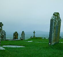 Final Resting Place- Rock Of Cashel by Nathan Seiler