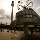 The World Clock by Aaron Corr