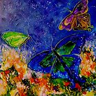 Butterflies by Ciska