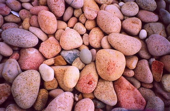 Rocks of Orpheus Island, Australia by possumgirl