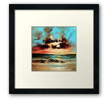 Barra Shore Framed Print