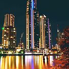 SURFERS PARADISE CITY by Scott  d'Almeida
