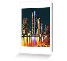 SURFERS PARADISE CITY Greeting Card