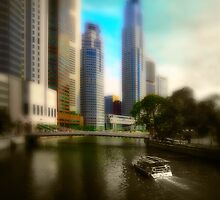 Singapore 1 by Manfred Belau