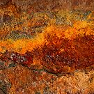 The Iron Age ~ Metal in abstract by Alixzandra