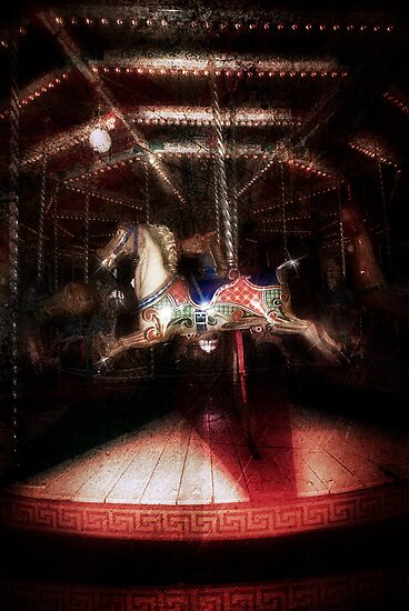 Round the merry-go-round by Rob Shillito Raw:Images
