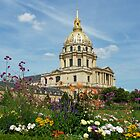 Hotel des Invalides Paris - Napoleon's Tomb by worldtripper