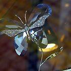 Swarovski Butterfly by sstarlightss