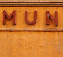 """""""MUN"""": wall pattern # 4 by fabio piretti"""