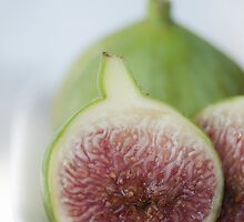 Home Grown Figs by Sandy  Taylor Photography