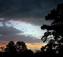 Sunset at Wedderburn Christian Campsite by BecQuist