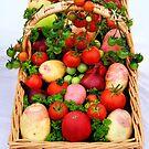 Basket of Vegetables by JEZ22
