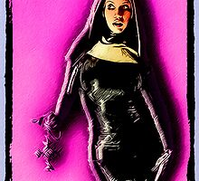The Illustrated Nun by David Rozansky