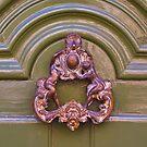Knock Knock by Christine Wilson