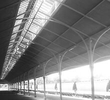 maryborough railway station 2 by Greg Carrick