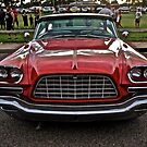 1957 Chrysler 300C by Ferenghi
