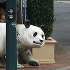 Panda In The City by ScenerybyDesign