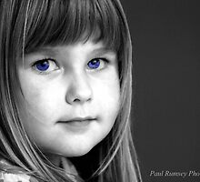 Blue Eyes by Paul Rumsey