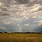 Anti-Crepuscular Rays by Heather Prince ( Hartkamp )