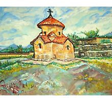 Karmravor Church VII Century Armenia  Photographic Print