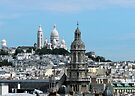 C'est la Vue! Rooftop views of Paris by worldtripper