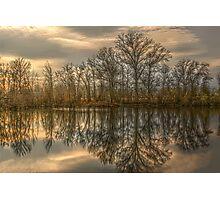 Across The Pond Photographic Print