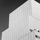 The New Museum in New York by Gerald Holubowicz