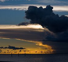 Florida Sunset by Chesil