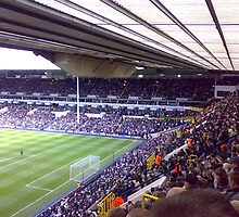 Nokia Collection: White Hart Lane, Away End  by ellismorleyphto