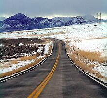 State Road 68 - Utah by Ryan Houston