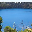 """The Blue Lake"" by Sue  Fellows"