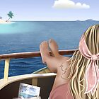 Ferry to Paradise by Ann Nightingale