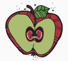 Fringe Embryo Apple by gleekgirl
