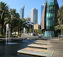Perth by Miguel De Freitas