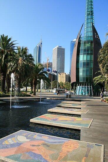 Perth by Miguel De Freitas
