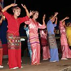 Shan girls dancing - 4 by fabianfred