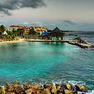 Avila Beach - Curacao by NeilAlderney