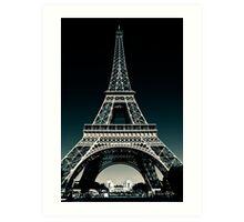 Legend - The Icon of Paris Art Print