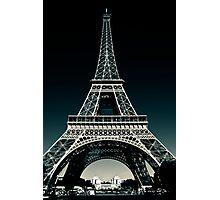 Legend - The Icon of Paris Photographic Print