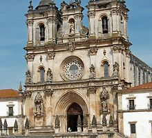 Alcobaca - Mosteiro de S.ta Maria by presbi