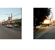 Hyperion Ave + Tracy Street, Los Angeles, California, USA...narrowed. by David Yoon