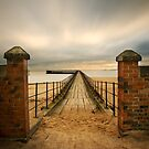 Pier entry by james  thow