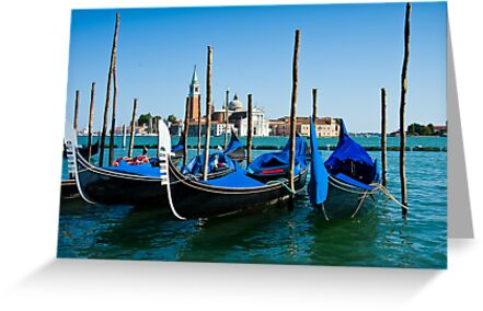 Beautiful Venice by Jacinthe Brault