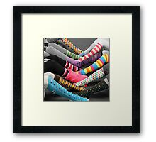 Mix Matched Framed Print