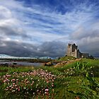 Dunguaire Castle by Jim Dempsey