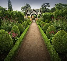 Little Hampton Court # 4 by Jon Harbottle