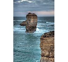 Limestone Stack • Victoria Photographic Print