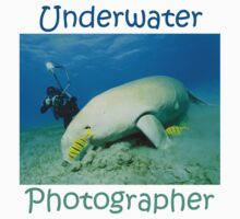 Underwater Photographer by Norbert Probst