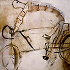 Bicyle man by Tim  Vagg