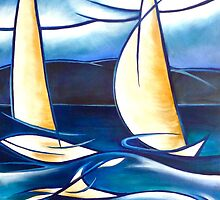 On the Water by Peter Evans